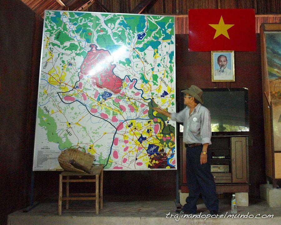 viaje a Vietnam, Saigon, excursiones, que ver en Ho Chi Minh. guerra de Vietnam