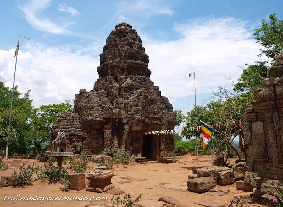 Camboya, viaje, templos, que ver, Battambang
