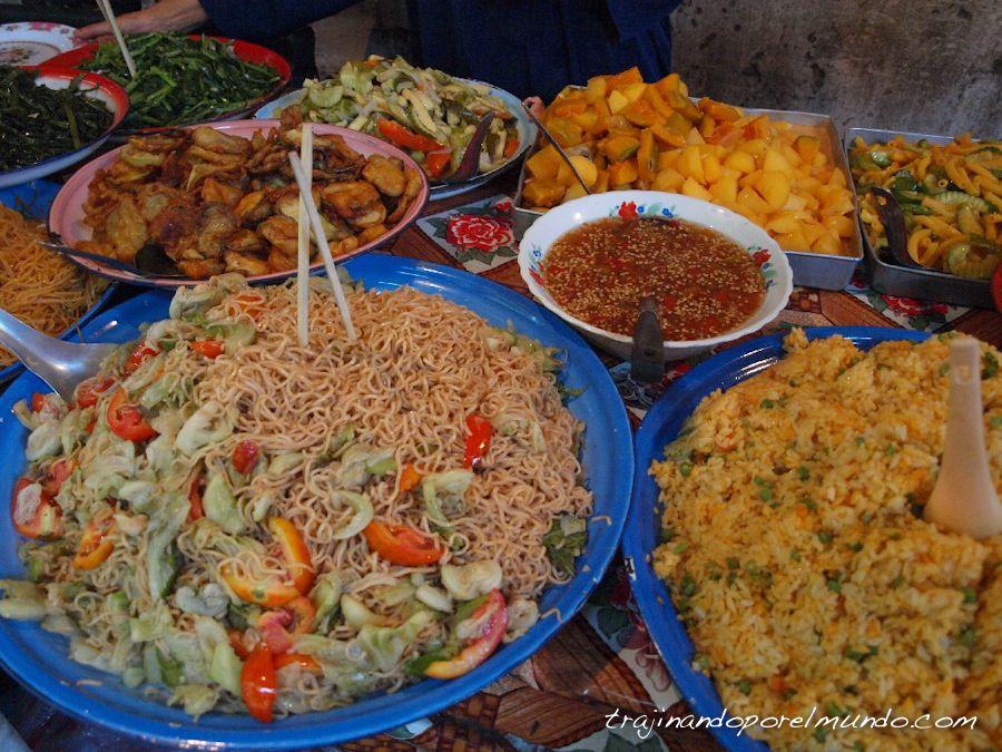luang-prabang-buffet-vegetariano-barato