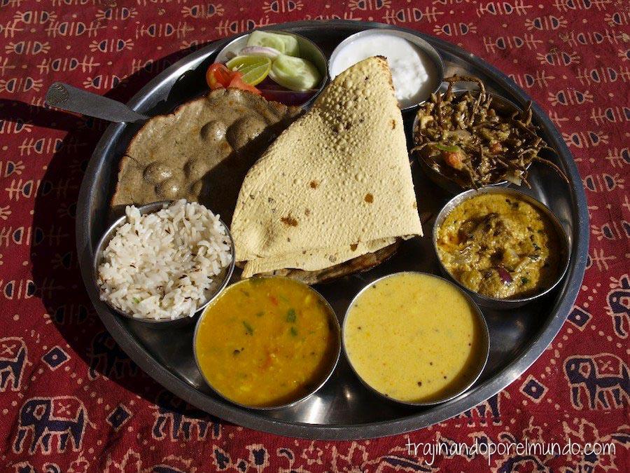 consejos, salud, viajar a la india, picante