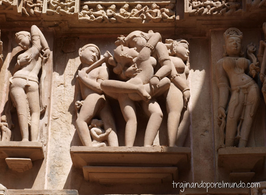 templos de kajuraho, kamasutra, india, sexo,