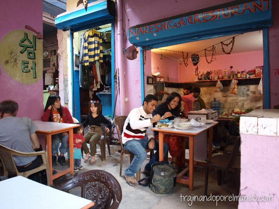 salud, india, consejos, donde comer, higiene