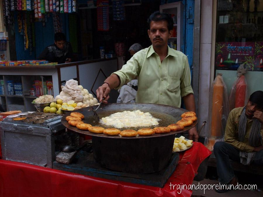 viajar a india, higiene, comida callejera, barato