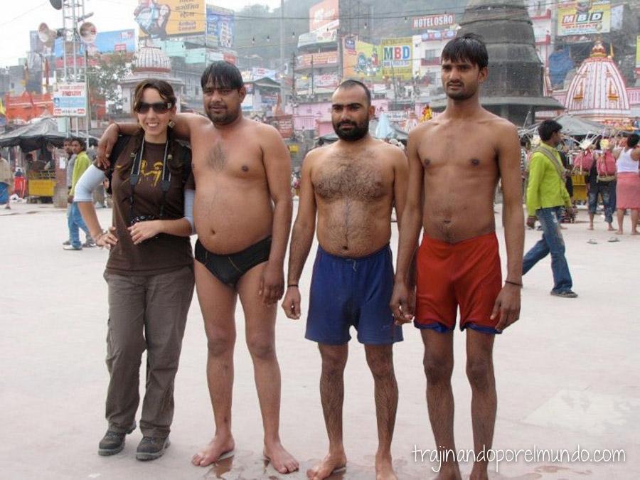 viajar a India, mujer, hombres, seguridad, acoso