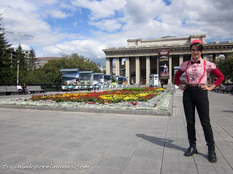 novosibirsk, que ver, rusia