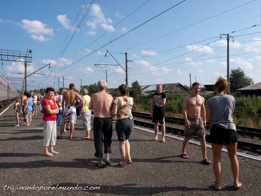 mochileros, transiberiano, tren, rusos, transmongoliano, rusia