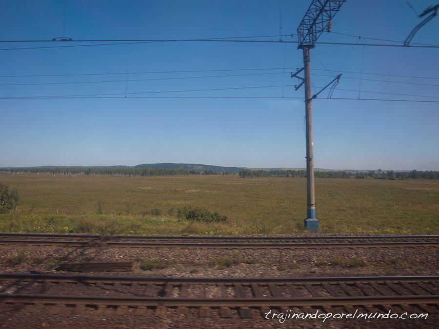 viajar, Rusia, China, Mongolia, transmongoliano, tren