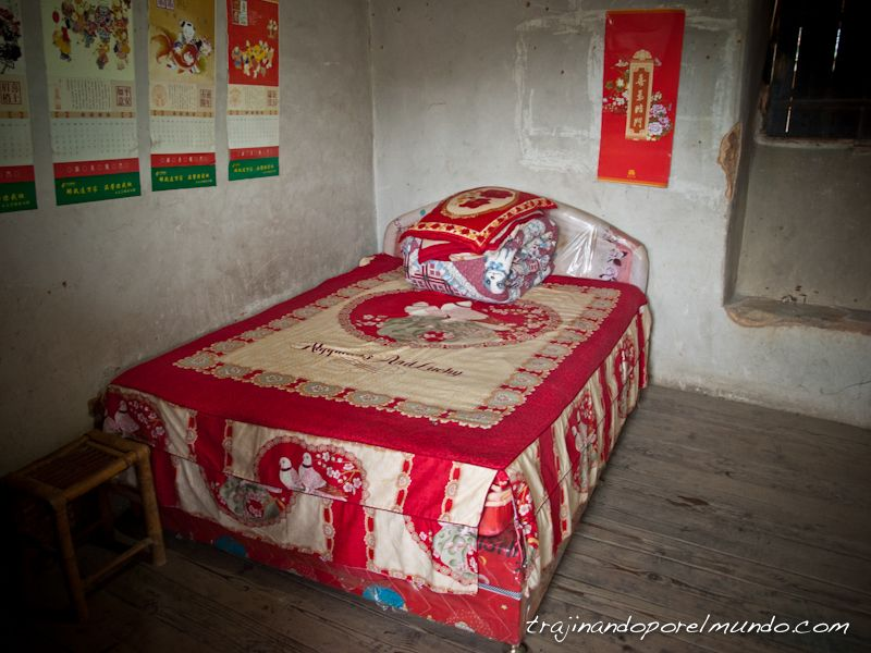dormir en Hukeng, habitacion, hotel, alojamiento