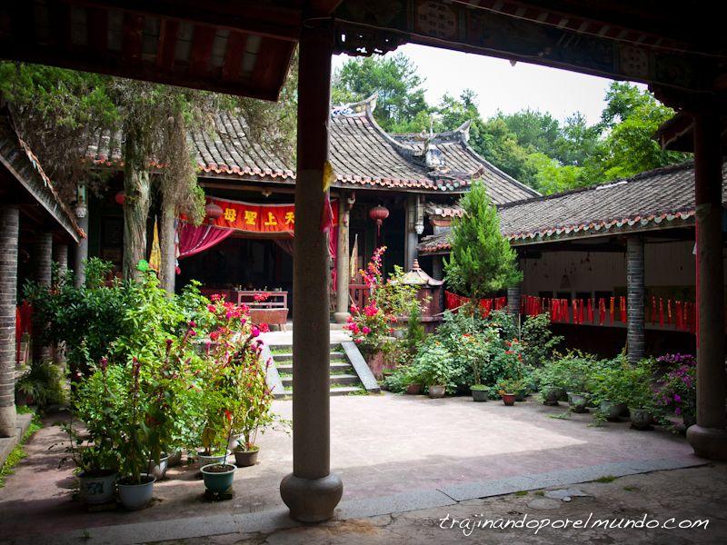 viaje a China, Fujian, turistico, templos