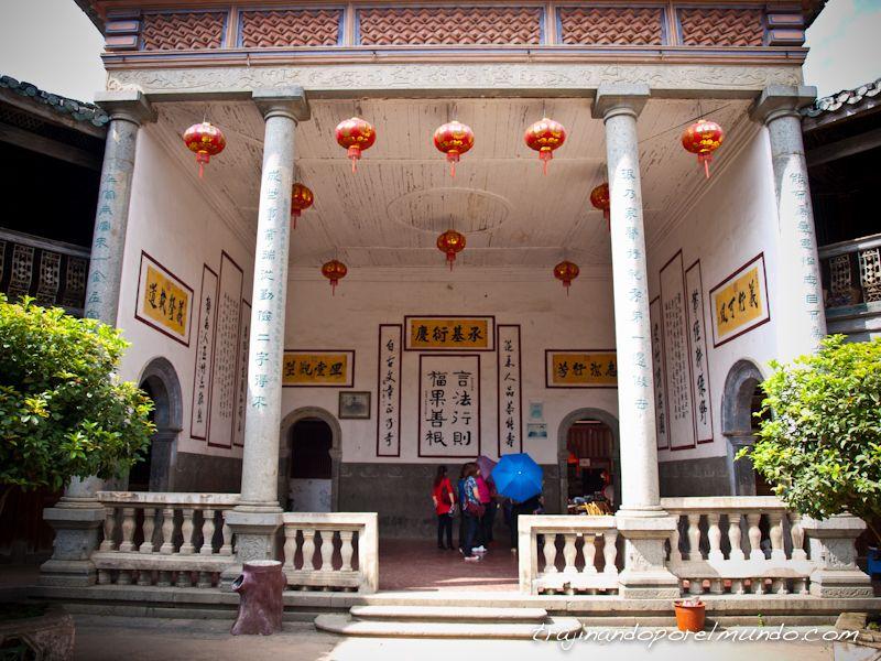 viaje a China, que ver en fujian, hukeng, turismo