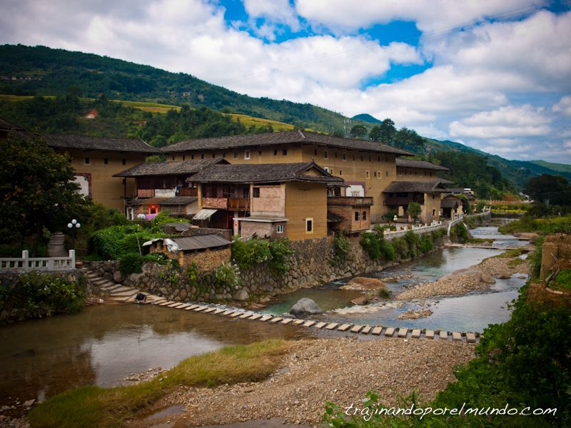 viaje a China, que ver en Fujian, pueblos, excursion