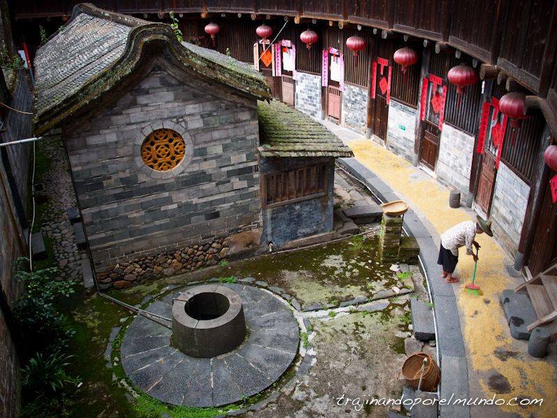 Patrimonio de la Humanidad, que ver, Hukeng, China