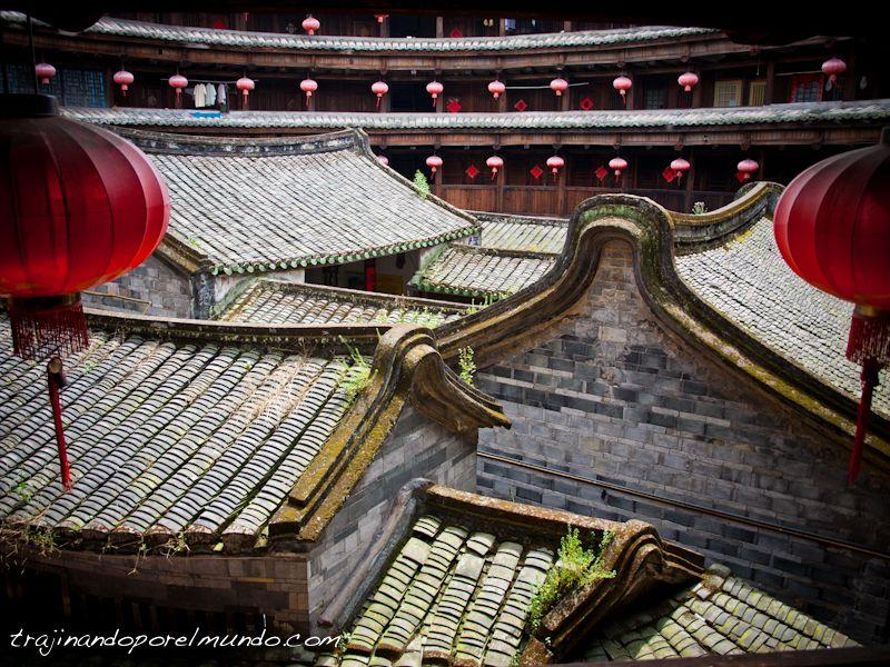 viaje a China, sur de china, hukeng, que ver
