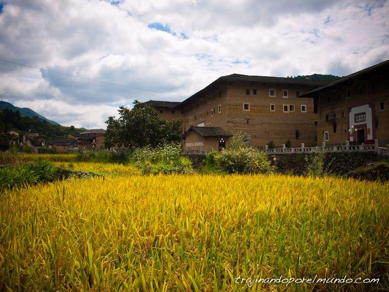 viaje, China, interior de China, pueblos, Fujian
