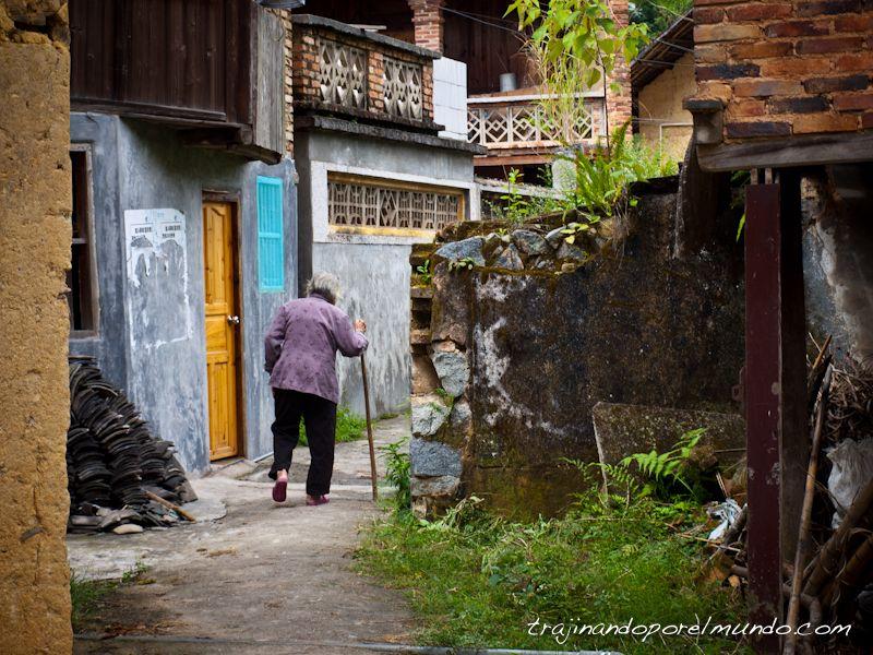 viaje a china, interior de china, aldeas, pueblos