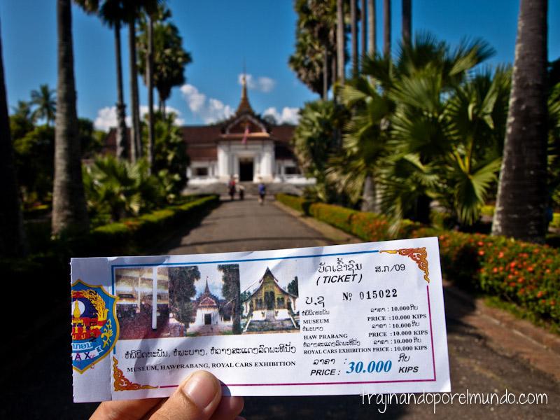 viaje, laos, que hacer, museo, visitas, turistico,
