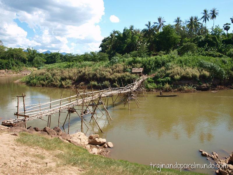 que ver en Luang Prabang, rio, excursion, pueblos, laos
