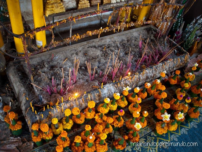 viaje a laos, que ver en luang prabang, templos, mejores vistas