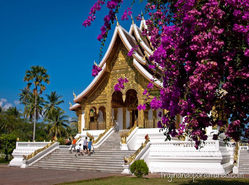 templo dorado, luang prabang, budismo, que ver, monumentos