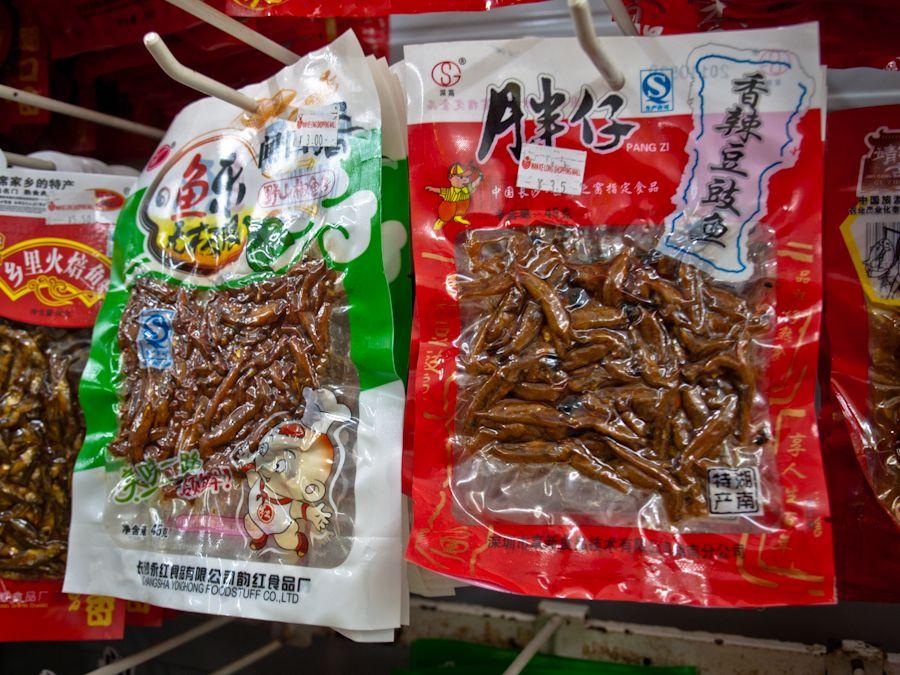 comida china, comer barato, viajar a china, supermercado
