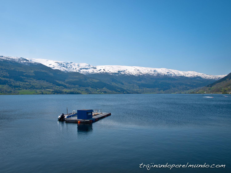 crucero fiordos noruegos, tren de flam, agua de voss
