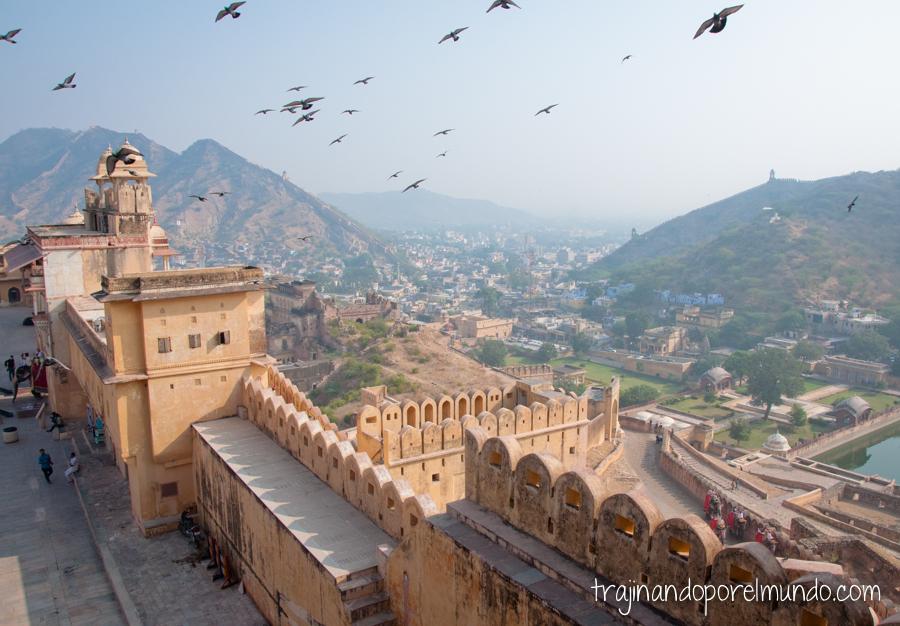 Visita al Fuerte Amber en Jaipur