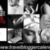 Travel Blogger Calendar