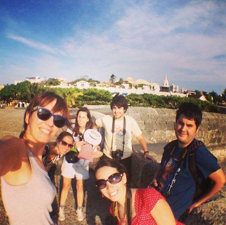 Bloggers en Cartagena