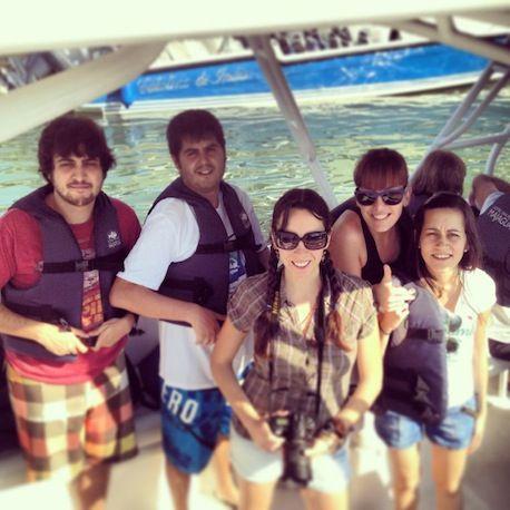 Barco a Islas del Rosario
