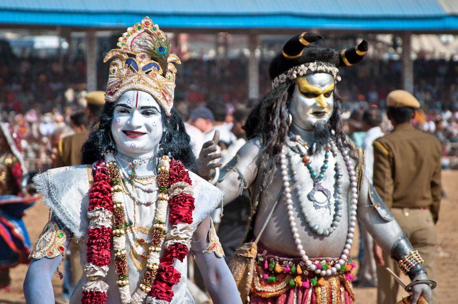 Gran Desfile Feria Pushkar