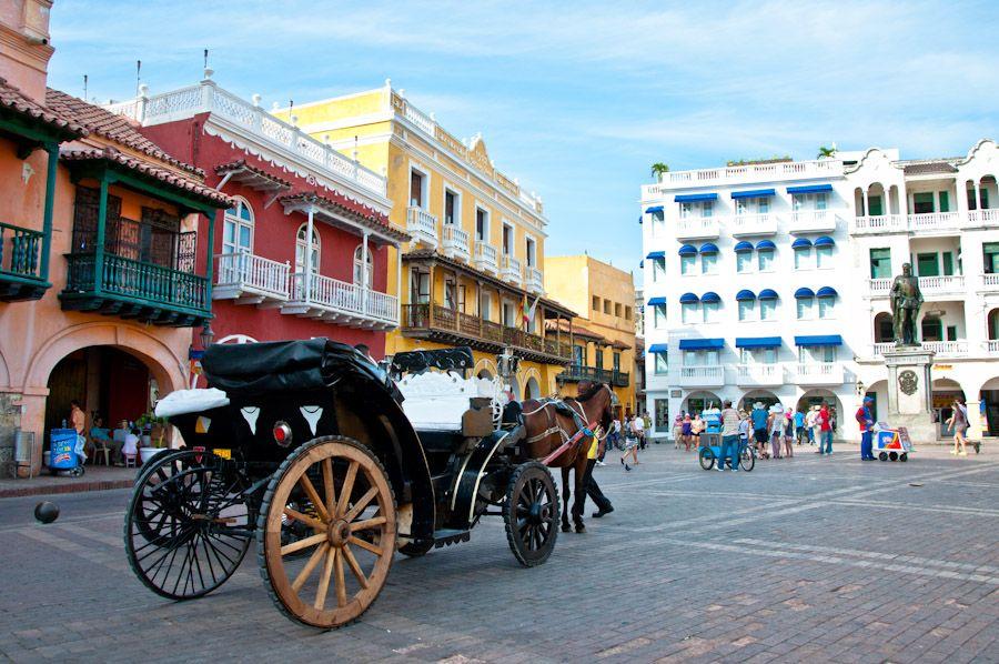 Esclavitud en Cartagena de Indias, Colombia