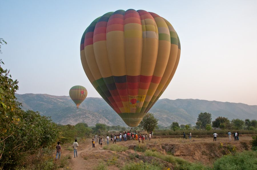 Volar Globo Pushkar India