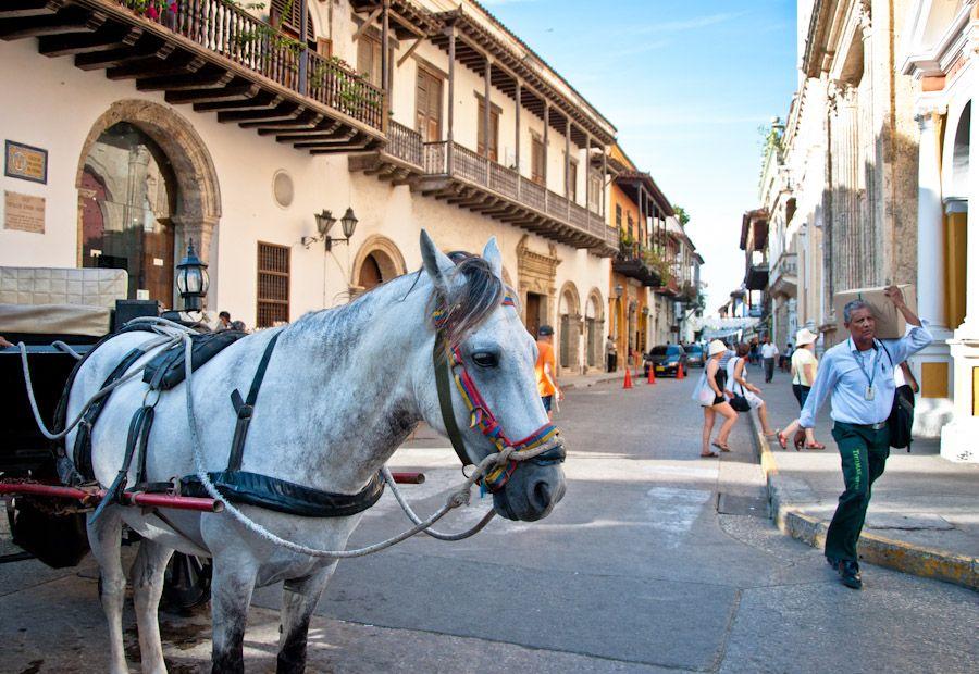 Ciudad colonial del Caribe