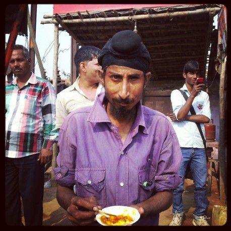 Aloo Tikki, comida tipica de India