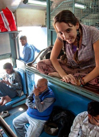 Tipos de billetes de tren, India