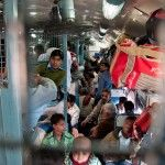 Los trenes de India (I): clases, vagones y billetes