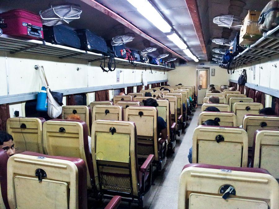 Foto AC Chair Class Jaipur