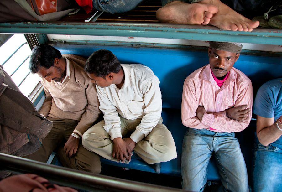 Viajar en Second Sitting, India