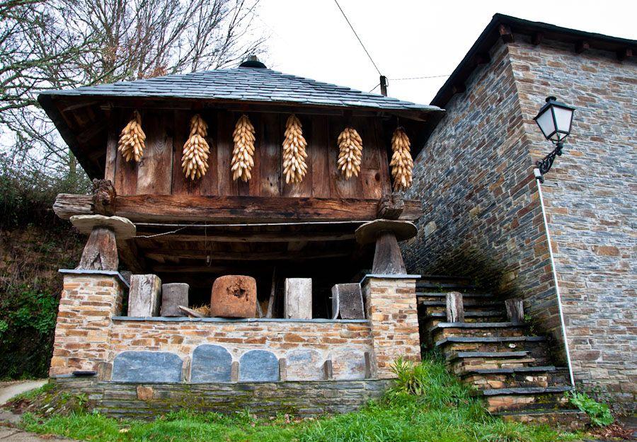 Ferreirela de Baxo, viaje a Asturias