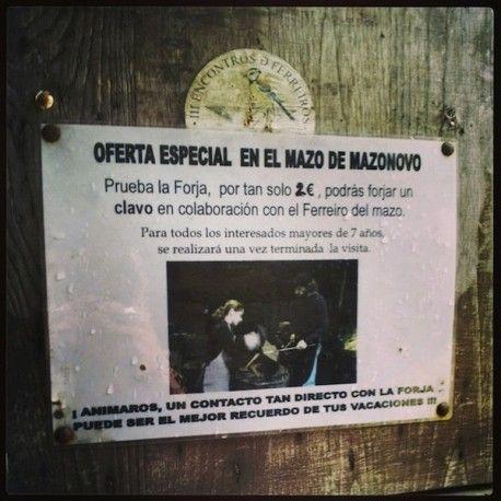 Mazonovo, viaje a Asturias