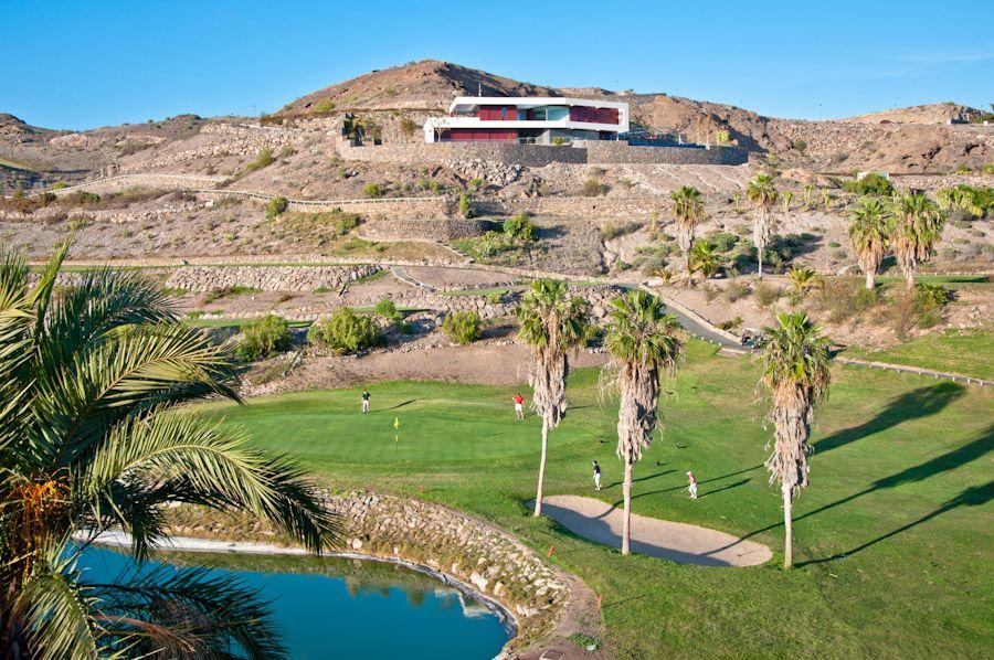 campos de golf Gran Canaria