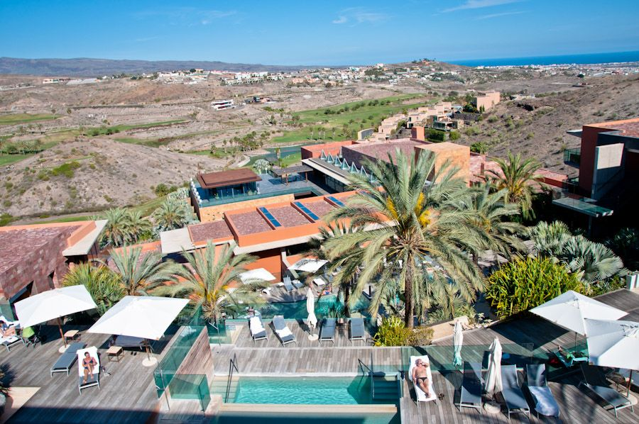 Donde dormir en Gran Canaria
