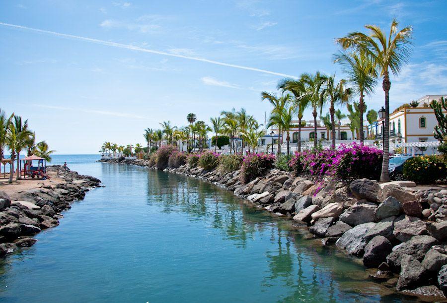 Pueblos de Gran Canaria