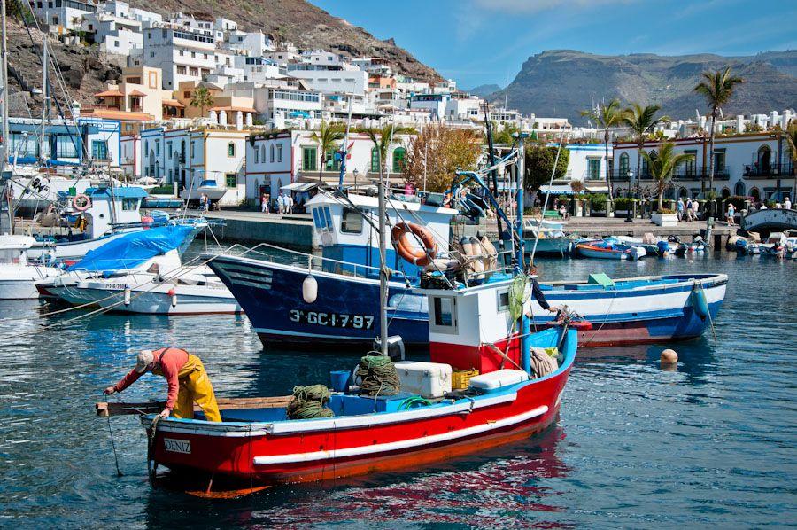 Escapada a gran canaria puerto de mogan y hotel sheraton salobre - Puerto mogan gran canaria ...