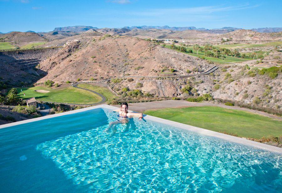 el mejor hotel de Gran Canaria