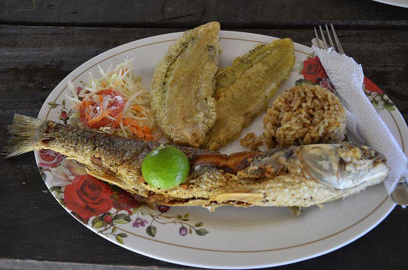 Comer en Colombia gastronomia