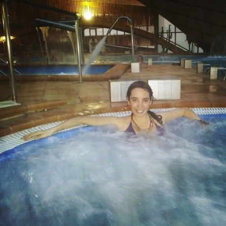 Burbujas relajantes, viaje a Gran Canaria