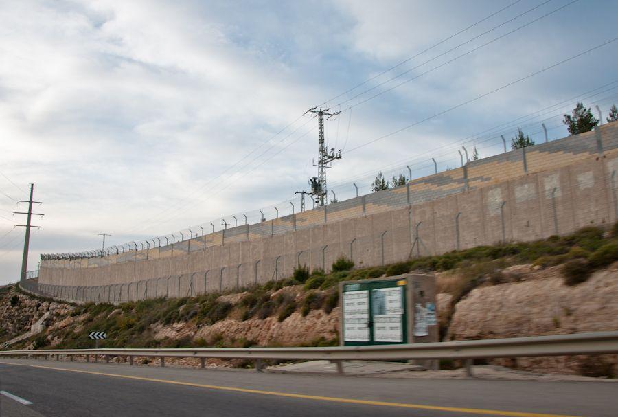 Muro de Cisjordania