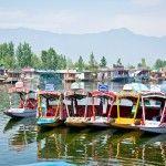 Paz en Kashmir: la casa-barco de Bashir y su familia