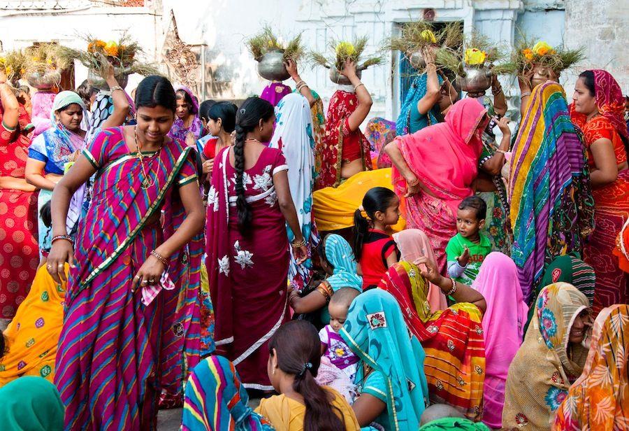 Guia para viajar a India